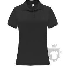 Polos Roly Monzha W color Black :: Ref: 02