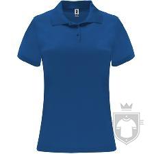 Polos Roly Monzha W color Royal blue :: Ref: 05