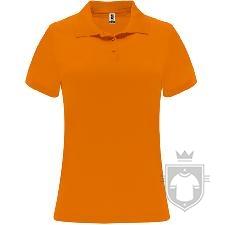 Polos Roly Monzha W color Orange Fluor :: Ref: 223
