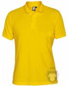 Polos Roly Pegaso m   policoton color Yellow :: Ref: 03