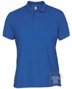 Polos Roly Pegaso m   policoton color Royal blue :: Ref: 05