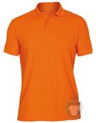 Polos Roly Pegaso m   policoton color Orange :: Ref: 31