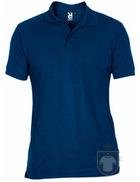 Polos Roly Pegaso m   policoton color Navy blue :: Ref: 55