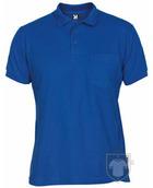 Polos Roly Centauro bolsillo   policoton color Royal blue :: Ref: 05