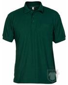 Polos Roly Centauro bolsillo   policoton color Bottle green  :: Ref: 56