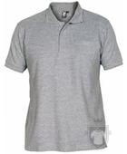Polos Roly Centauro bolsillo   policoton color Grey  :: Ref: 58