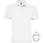 Polos Roly Pegaso k policoton color White :: Ref: 01