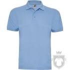 Polos Roly Pegaso k policoton color Sky blue :: Ref: 10