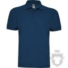 Polos Roly Pegaso k policoton color Navy blue :: Ref: 55