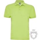 Polos Roly Pegaso k policoton color Lime green  :: Ref: 69