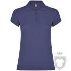 Polos Roly Star W color Denim blue :: Ref: 86
