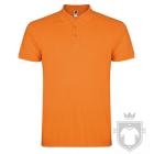 Polos Roly Star Tallas grandes color Orange :: Ref: 31