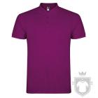 Polos Roly Star Tallas grandes color Purple :: Ref: 71