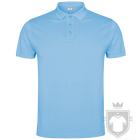 Polos Roly Imperium color Sky blue :: Ref: 10