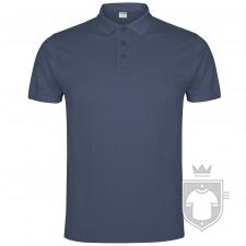 Polos Roly Imperium color Denim blue :: Ref: 86