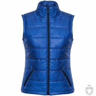 Chalecos Roly Montana W color Electric blue  :: Ref: 99
