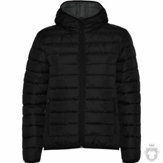Chaquetas Roly Norway W color Black :: Ref: 02