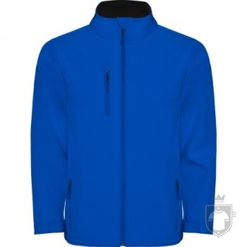 Softshell Roly Nebraska color Royal blue :: Ref: 05