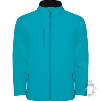 Softshell Roly Nebraska color Aguamarina :: Ref: 236