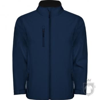 Softshell Roly Nebraska color Navy blue :: Ref: 55
