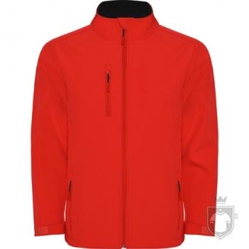 Softshell Roly Nebraska color Red :: Ref: 60