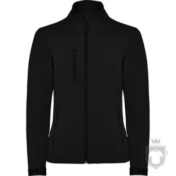 Softshell Roly Nebraska W color Black :: Ref: 02