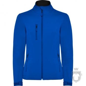 Softshell Roly Nebraska W color Royal blue :: Ref: 05
