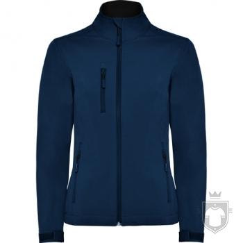 Softshell Roly Nebraska W color Navy blue :: Ref: 55
