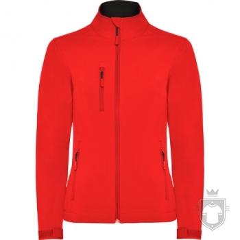 Softshell Roly Nebraska W color Red :: Ref: 60