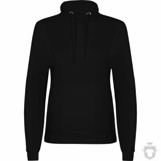 Sudaderas Roly Petros color Black :: Ref: 02