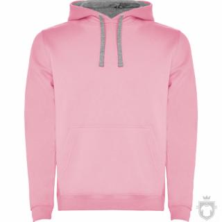 Sudaderas Roly Urban color pink grey :: Ref: 4858
