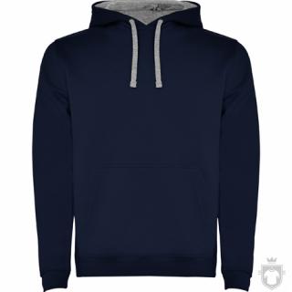 Sudaderas Roly Urban color Navy blue grey :: Ref: 5558