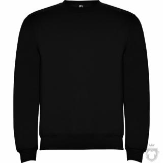 Sudaderas Roly Clasica k color Black :: Ref: 02