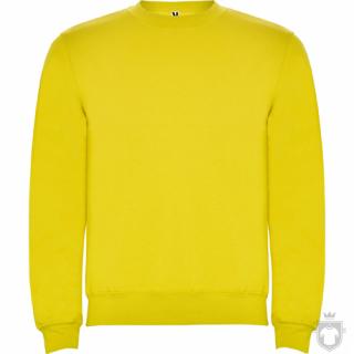 Sudaderas Roly Clasica k color Yellow :: Ref: 03