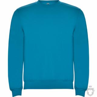 Sudaderas Roly Clasica k color Ocean blue  :: Ref: 100