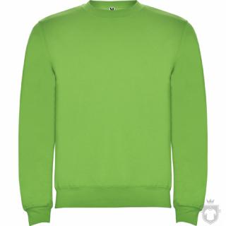 Sudaderas Roly Clasica k color Oasis green  :: Ref: 114