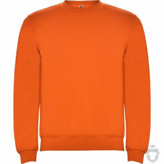 Sudaderas Roly Clasica k color Orange :: Ref: 31