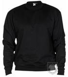Sudaderas Roly Clásica color Black :: Ref: 02