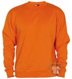 Sudaderas Roly Clásica color Orange :: Ref: 31