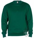Sudaderas Roly Clásica color Bottle green  :: Ref: 56