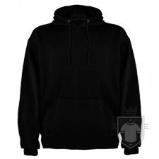 Sudaderas Roly Capucha k color Black :: Ref: 02