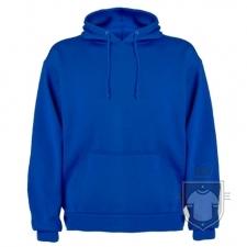 Sudaderas Roly Capucha k color Royal blue :: Ref: 05