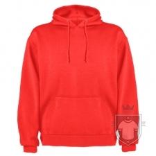 Sudaderas Roly Capucha k color Red :: Ref: 60