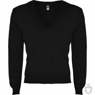 Sudaderas Roly Amandus color Black :: Ref: 02