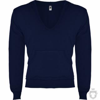 Sudaderas Roly Amandus color Navy blue :: Ref: 55