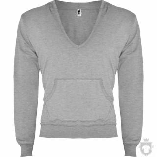 Sudaderas Roly Amandus color Grey  :: Ref: 58