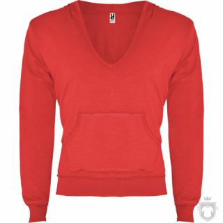 Sudaderas Roly Amandus color Red :: Ref: 60