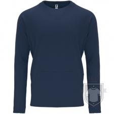 Sudaderas Roly Mana color Navy blue :: Ref: 55