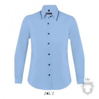 Camisas Sols Baxter W color Bright sky - Navy :: Ref: 996