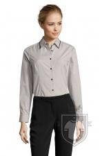 Camisas Sols Baxter W color Opal grey / Black :: Ref: 998